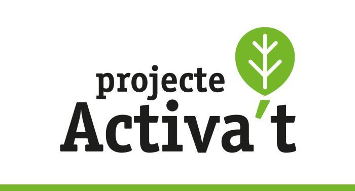 Logo Projecte Activa't
