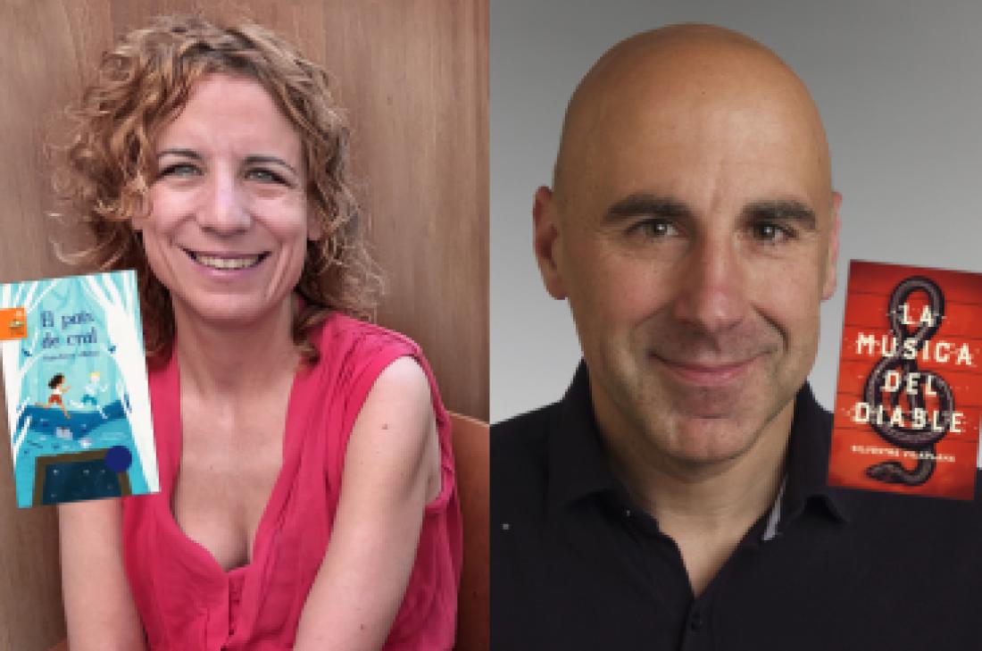 Obres i autors guanyadors del Premi Vaixell de Vapor i Gran Angular 2020