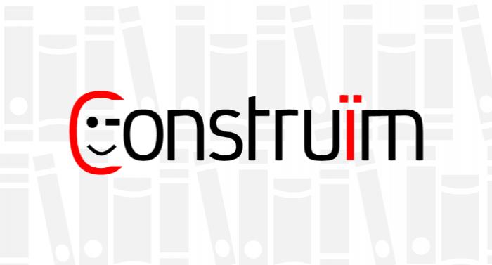Logo del Pla lector del Projecte Construïm per a Primària