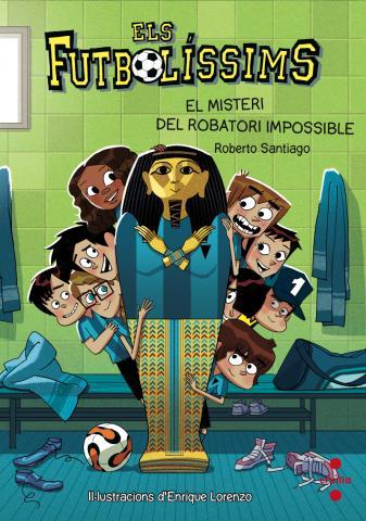 Els Futbolíssims 5: El misteri del robatori impossible