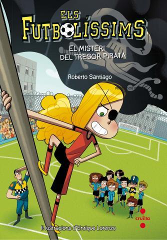 Els Futbolíssims 10: El misteri del tresor pirata S