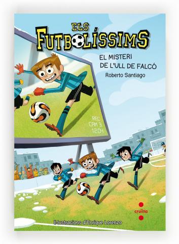 Els Futbolíssims 4: El misteri de l'Ull de Falcó