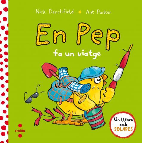 Llibre En Pep fa un viatge