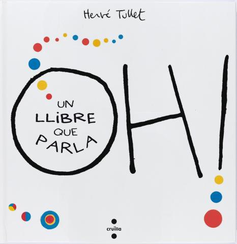 Llibre Oh! Un llibre que parla