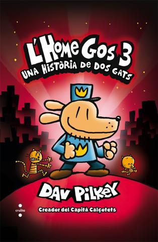 L'home gos. Una història de dos gats