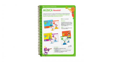 Full informatiu del projecte de Música d'Educació Infantil