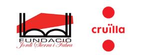 Logo de la Fundació Sierra i Fabra, i de Cruïlla
