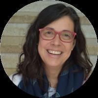 Teresa Guiluz, l'autora de l'obra guanyadora del Premi Vaixell de Vapor