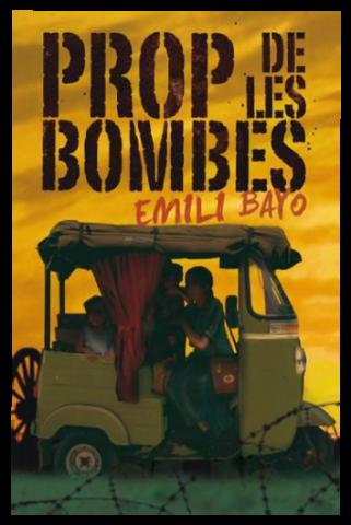 Portada del llibre Prop de les bombes