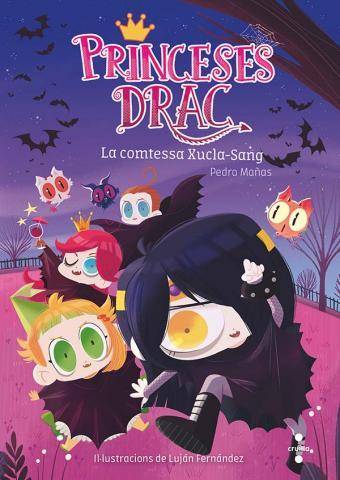 Princeses Drac 9: La comtessa Xucla-Sang