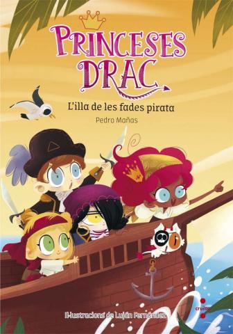 Princeses Drac 4: L'illa de les fades pirata