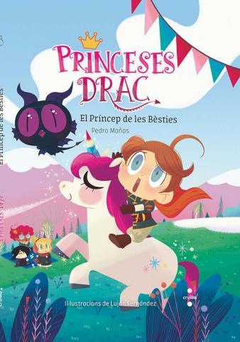 Princeses Drac 8: El príncep de les Bèsties