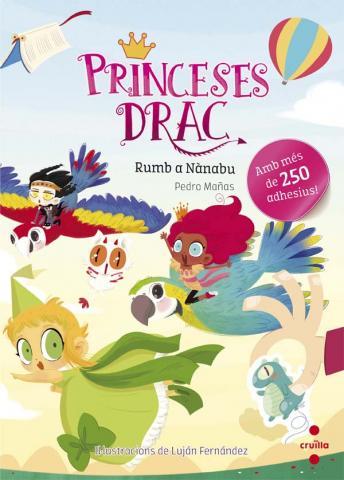 Princeses Drac adhesius: Rumb a Nànabu