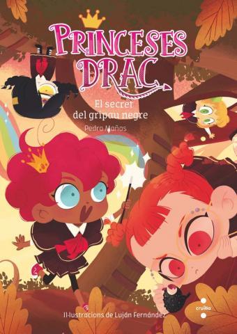 Princeses Drac 7: El secret del gripau negre