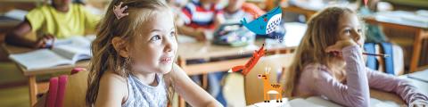 Nens i nenes a classe
