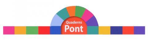 Logo dels Quaderns pont