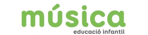 Logo del projecte de Música d'Educació Infantil