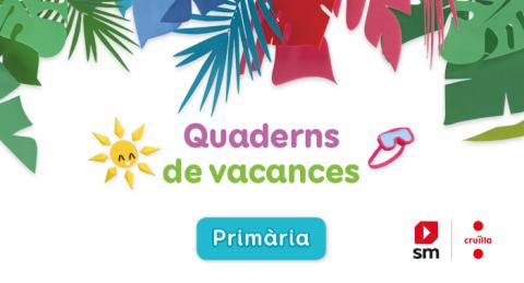 Quaderns de vacances per a Educació Primària