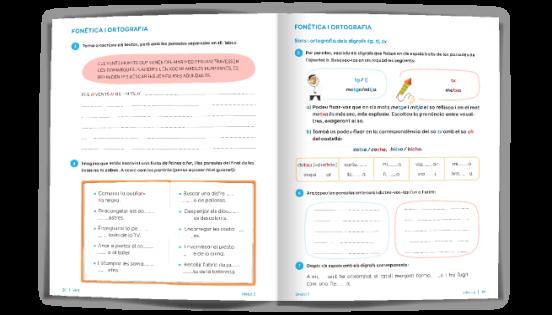 Pàgina exemple de Fonètica i Ortografia - Batecs de llengua